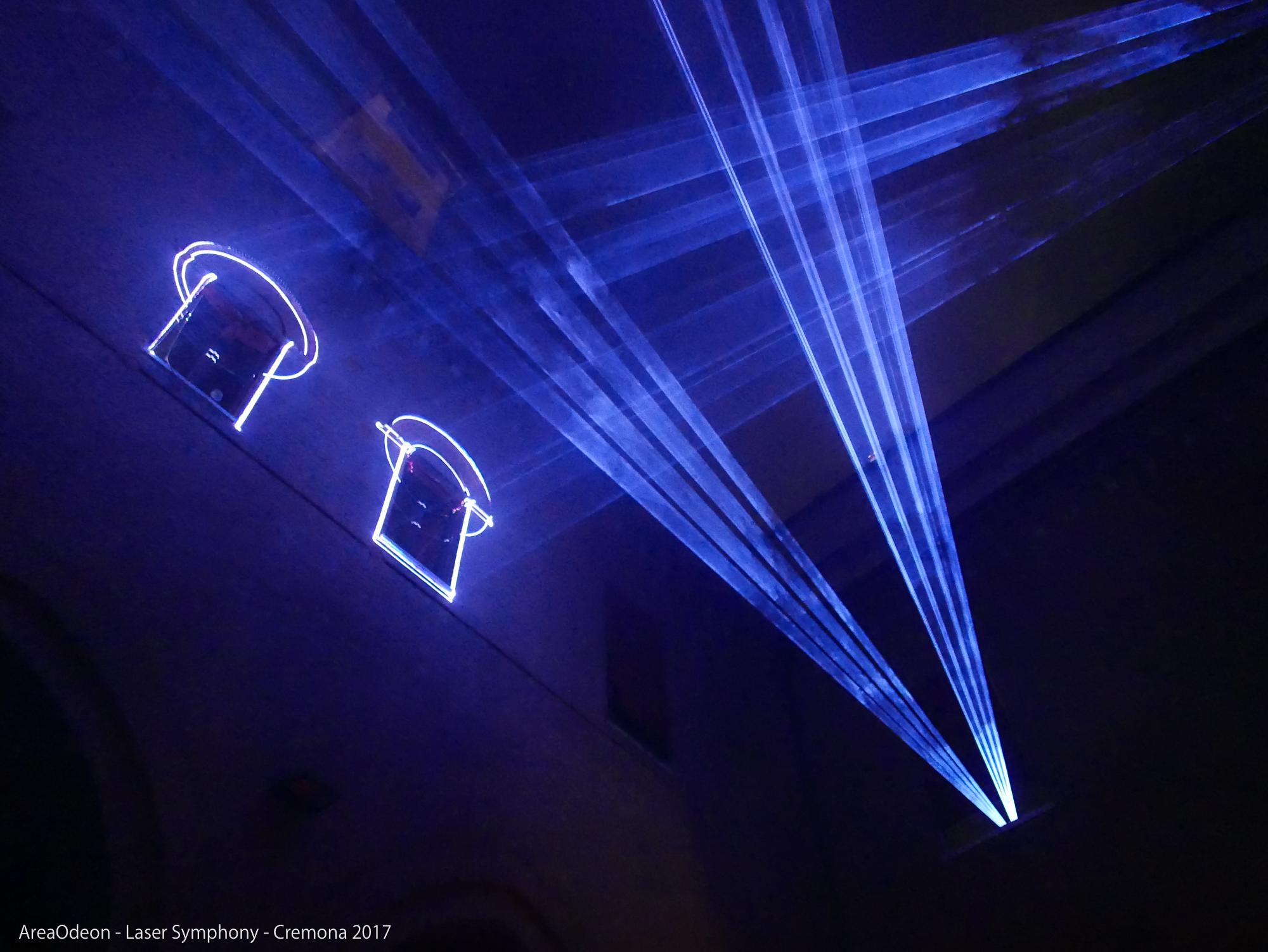 areaodeon laser symphony cremona